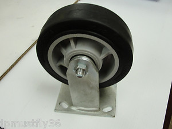 "Picture of 6"" x 2"" Rigid Preforma Caster"