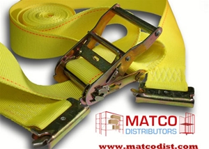 Picture of 20' E Track Logistic Strap