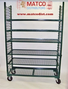 Picture of Green Monster Plant Cart