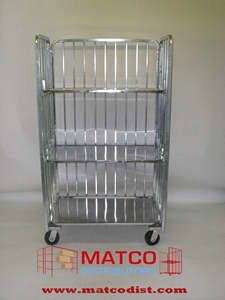 Picture of 360 Dozen Egg Display or Distribution Cart