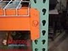 "Picture of Tear Drop Pallet Rack Upright Frame  10' x 36"""