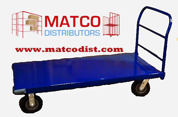 Picture of 30 x 60 Platform, Flatbed Warehouse Cart
