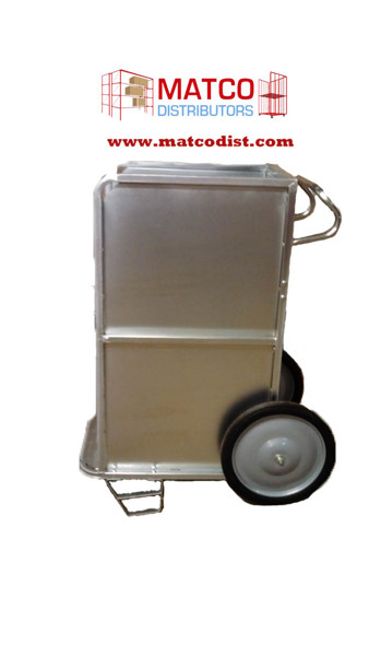 Picture of Newspaper Carrier Cart, Hand Truck