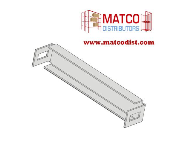 """Picture of Rigid Row Spacer 10"""""""
