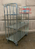 Picture of Discounted 3-Shelf Folding Cart Distribution Beverage Cart