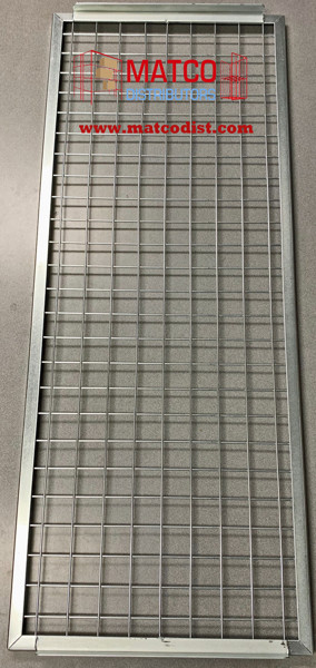 Picture of Zinc Monster Wire Shelf